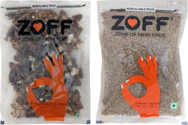 zoff Tamarind, Cumin Seeds Combo