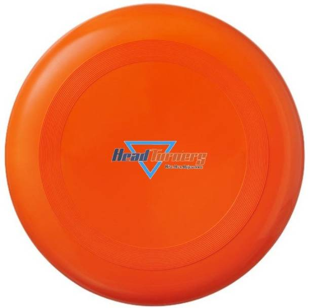 HEAD TURNERS Flying Disc for Kids/Dogs Unbreakable Soft Flexible Plastic(Pack of 1) Plastic Sports Frisbee