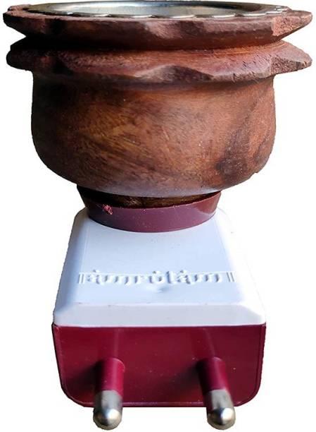 Prathna Wooden Incense Holder