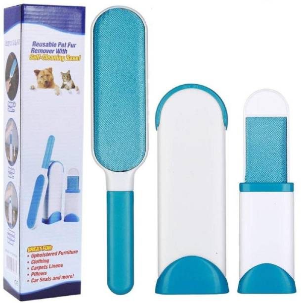 Mizuki Pet Fur & Cleaner/Lint Remover/Hair Clear Clothes Fabric Magic Brush Lint Roller Lint Roller