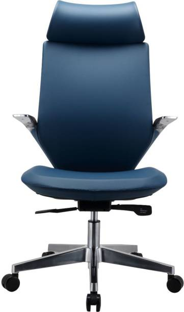 INNOWIN Leatherette Office Arm Chair