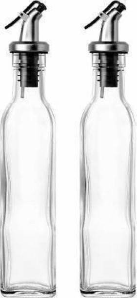 Crystalware 500 ml Cooking Oil Dispenser Set