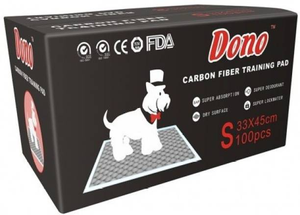 Dono Carbon fiber training pad Comfortable and Secure Disposable Dog Diapers