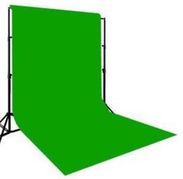 Hanumex 8 x12 FT chromakey Green LEKERA Backdrop Photo Light Studio Photography Background With Carry Bag Reflector