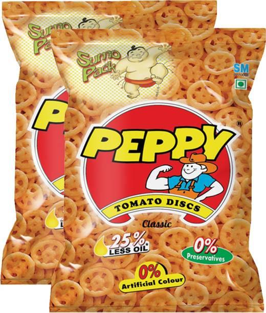 Peppy Tomato Discs Classic