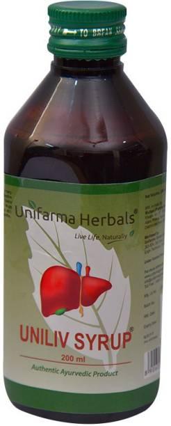 Unifarma Herbals Uniliv Syrup