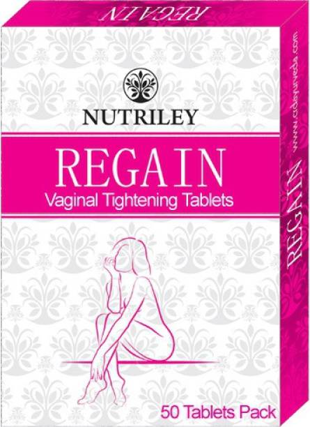 CRD Ayurveda Regain Tablets for Women (50 Tablets)