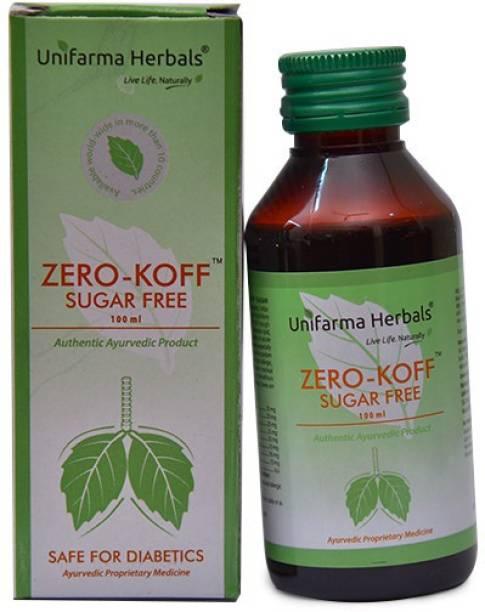 Unifarma Herbals Zero Koff Cough Syrup