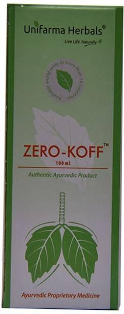 Unifarma Herbals Zero Koff Syrup