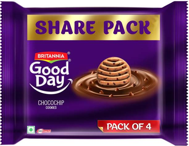 BRITANNIA Good Day Chocochip Biscuits