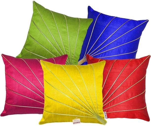 indoAmor Striped Cushions Cover