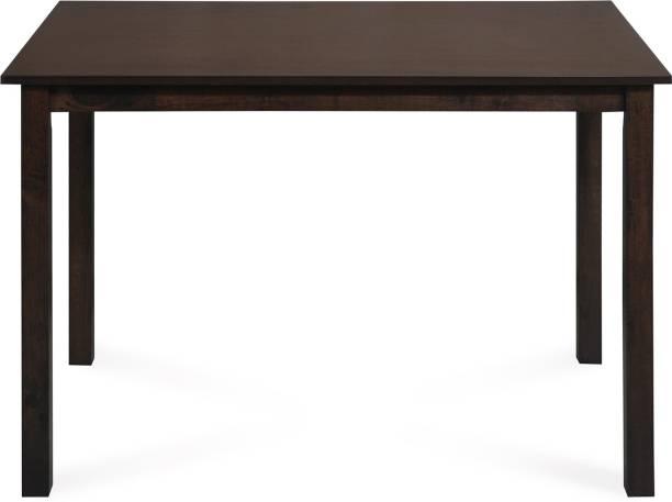 Nilkamal Alexios Engineered Wood 4 Seater Dining Table