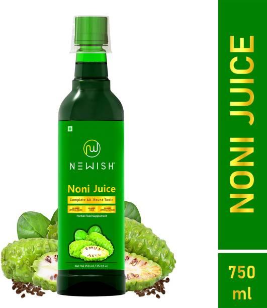NEWISH Noni Juice IMMUNITY BOOSTER