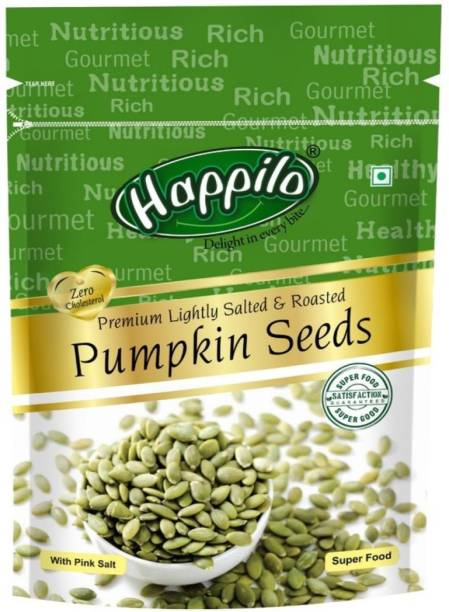 Happilo Premium Pumpkin seeds - Roasted, lightly salted