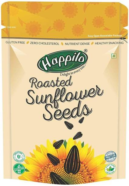 Happilo Happilo Roasted & Salted Sunflower Seeds