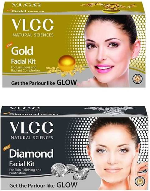 VLCC GOLD AND DAIMOND KIT