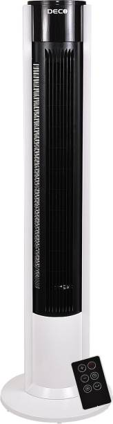 Deco Majesty Tower Fan 50 mm Remote Controlled 2 Blade Tower Fan