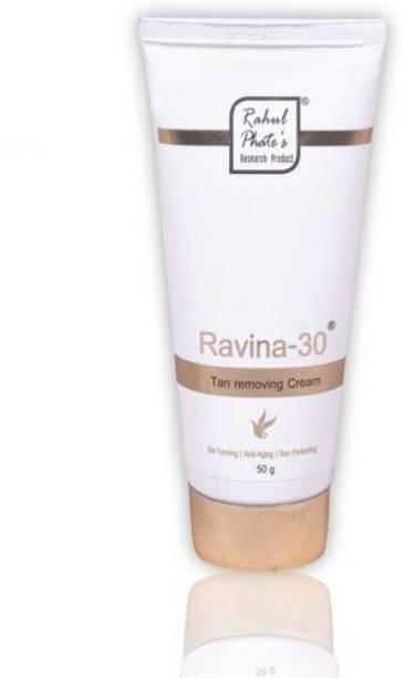 Rahul Phate's Research Product Ravina 30 Tan Removing Cream