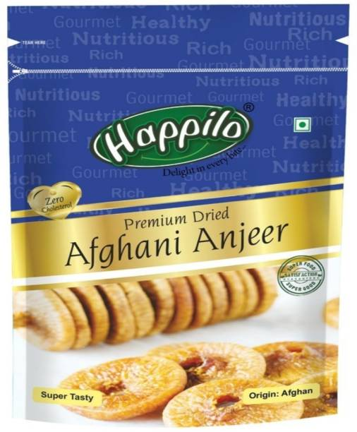 Happilo Premium Dried Afghani Figs