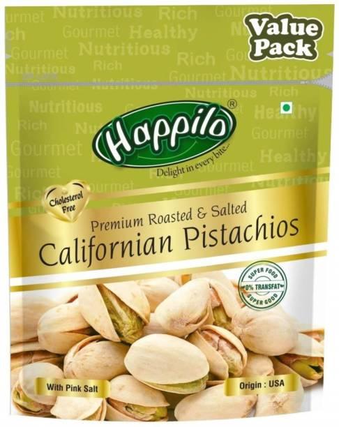 Happilo Premium Californian Roasted and Salted Pistachios