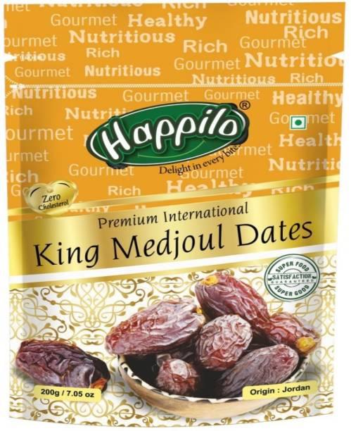 Happilo Premium International King Medjoul Dates