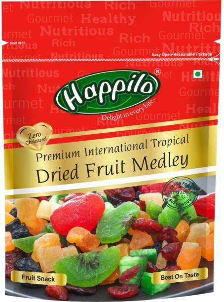 Happilo Premium International Tropical Dried Assorted Fruit