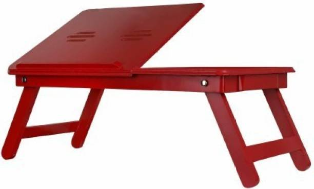 Naayaab Craft Laptop Desk Wood Portable Laptop Table