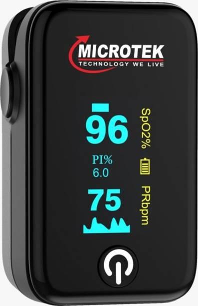 Microtek OXIMETER Pulse Oximeter