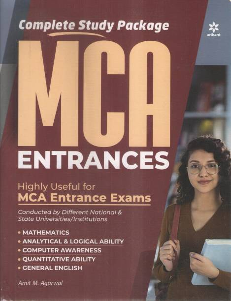 Arihant Complete Study Package Mca Entrance