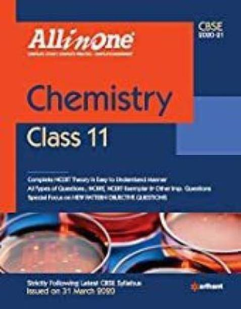 All In One Chemistry Cbse Class 11 (E)