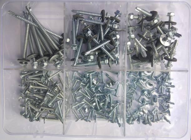 GSK Cut Carbon Steel Pan Head Self-drilling Screw