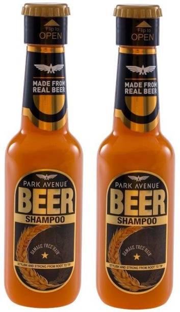 PARK AVENUE Damage Free Beer Shampoo