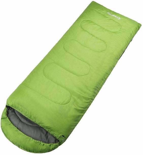 IRIS Sleeping Bag Envelop 3 Season Ultra Light Portable Waterproof Sleeping Bag