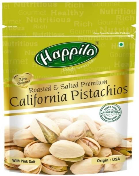Happilo Premium Roasted and Salted California Pistachios