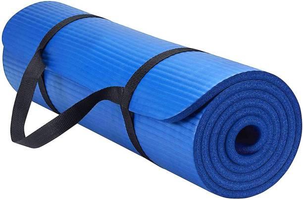 Fitness Mantra EVA Quality Yoga Mat with Strap 6 mm Yoga Mat