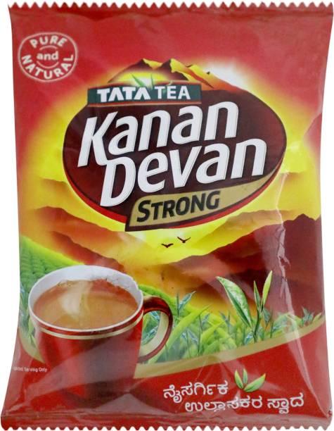 Tata Kanan Devan Strong Tea Pouch