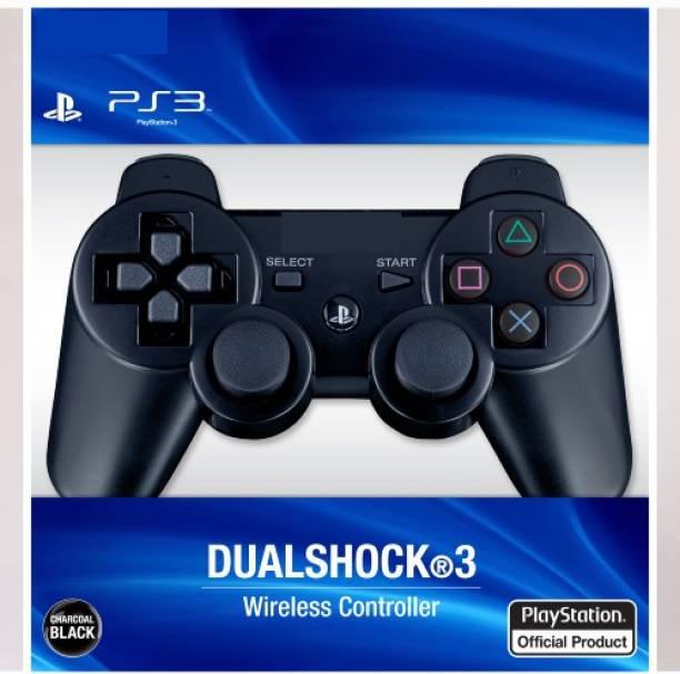 Ragavi Traders PS3 Wireless Controller - Black  Joystick