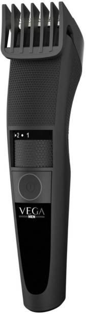 VEGA T - 3 Beard Trimmer ( VHTH - 19 )  Runtime: 90 min Trimmer for Men & Women