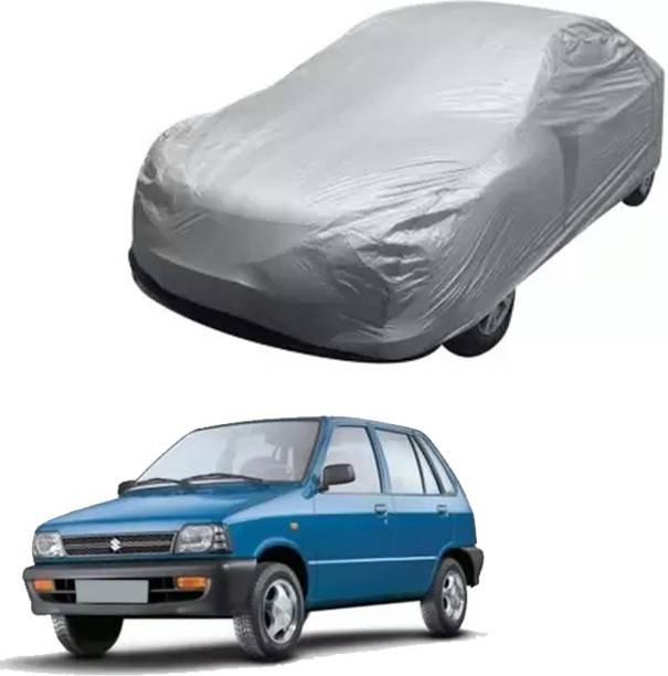 Rhtdm Car Cover For Maruti 800 (Without Mirror Pockets)