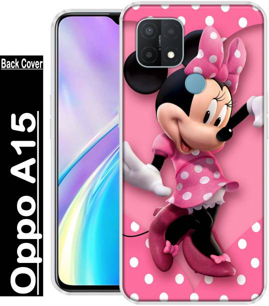 Sswastik Back Cover for Oppo A15