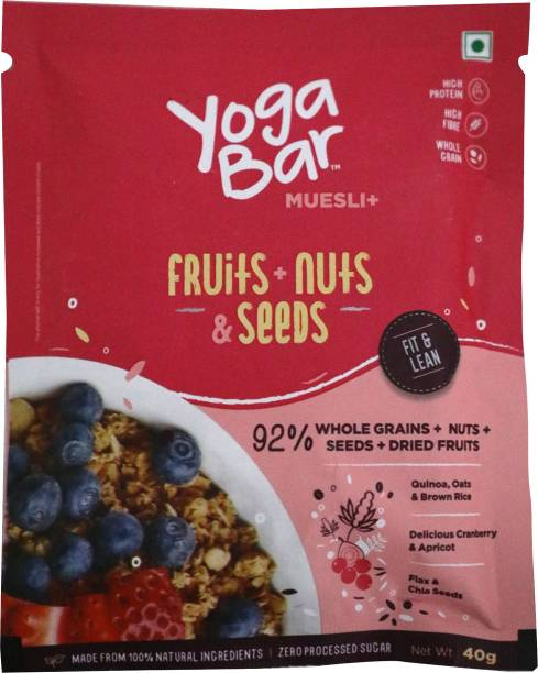 yoga bar Muesli Plus