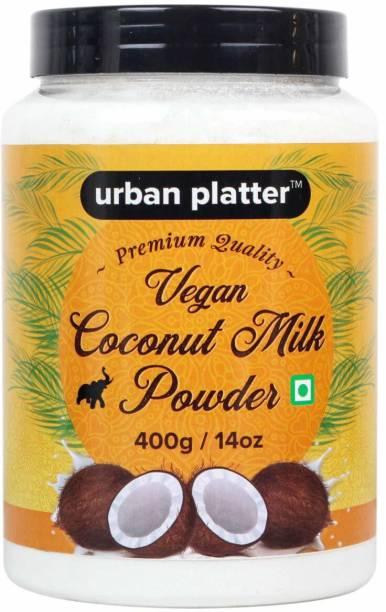urban platter Vegan Coconut  Jar, 400g Flavored Milk Powder