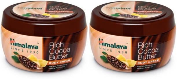 HIMALAYA Rich Cocoa Butter Body Cream 200 Ml