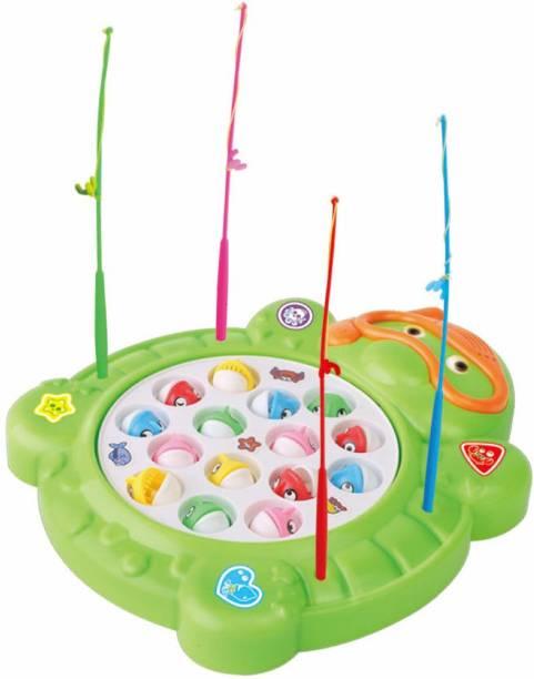 Toyshack Fishing Party & Fun Games Board Game