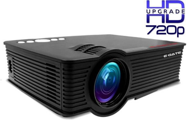 Egate i9 Pro HD 720p - 2 Yrs Wrt Portable Projector