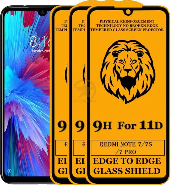 SEVEN7STAR Tempered Glass Guard for Mi Redmi Note 7 Pro