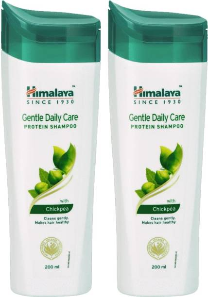 HIMALAYA Gentle Daily Care Protein Shampoo with Chickpea 200ml Each