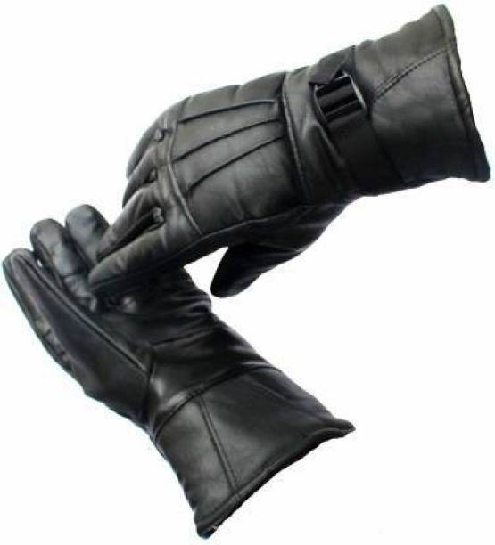 ochrestar Special Soft Leather Air Proof Warm Gloves Cycling Gloves