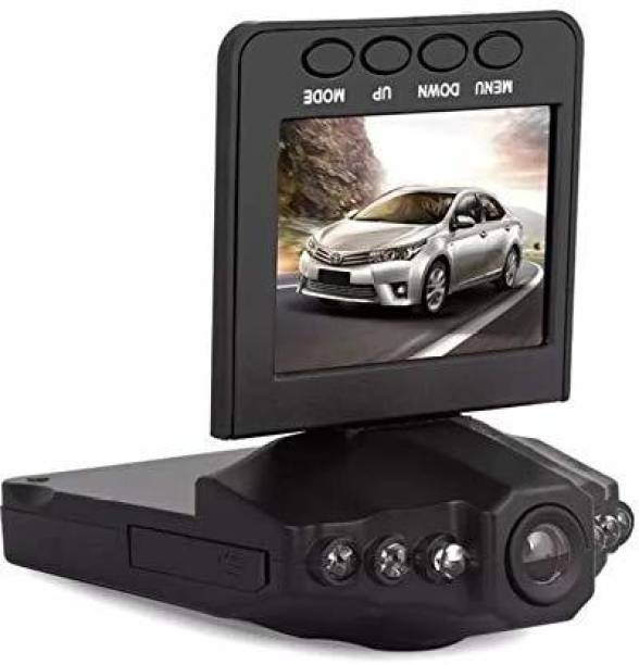 I-Birds Enterprises Full HD Car DVR Vehicle Camera Video Recorder Dash Cam IR Day and 6 LED Night Vision 270 degree wide view angle captures & 2.5 inch TFT LCD Screen camera Full HD Car DVR Vehicle Camera Video Recorder Dash Cam IR Day and 6 LED Night Vision 270 degree wide view angle captures & 2.5 inch TFT LCD Screen camera Vehicle Camera System