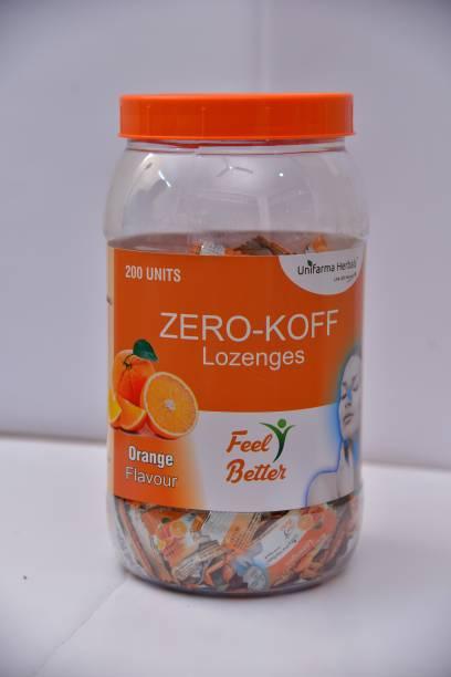 Unifarma Herbals Zero Koff Lozenges